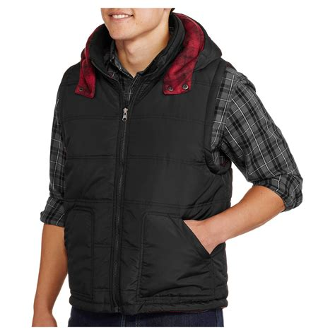 alta s reversible puffer zip up vest with removable