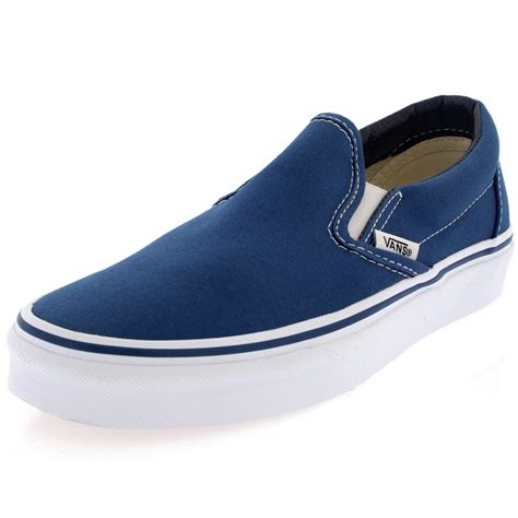 canvas sneakers mens mens vans classic slip canvas slip on sneakers casual