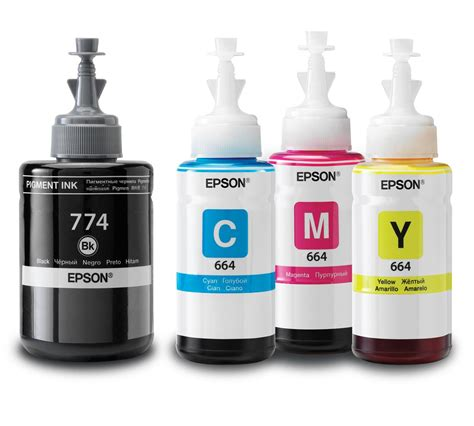 Tinta Epson 664 Paint Print 100ml epson workforce et 4550 review low running costs but a