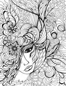 Galerry coloring books for adults free