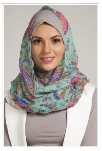 Jilbab Terbaru 2015 Contoh Jilbab Model Terbaru 2015