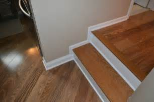 refinishing hardwood stairs monk s home improvements