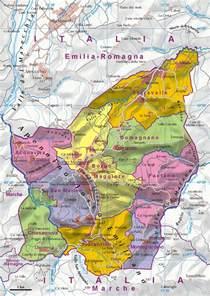 san marino on map of europe map of san marino