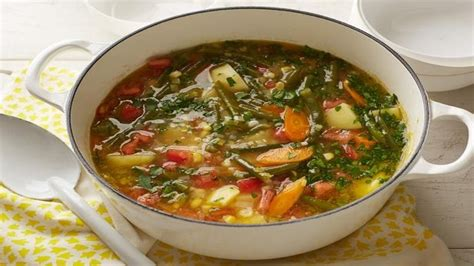 Garden Vegetable Soup Recipes Food Network Uk Alton Brown Garden Vegetable Soup