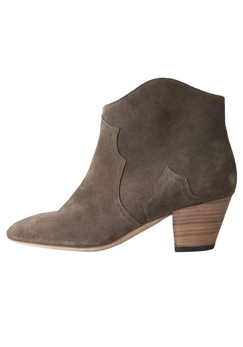dicker boots marant dicker boots my style