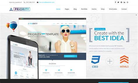 premium wordpress templates image collections templates