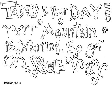 printable coloring pages quotes coloring pages tasha chawner