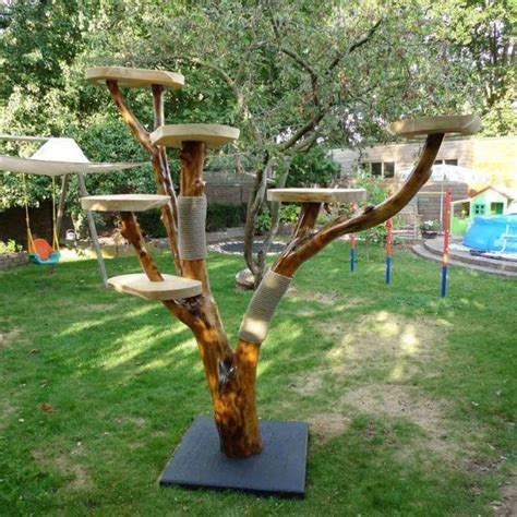 best 25 homemade cat trees ideas on pinterest