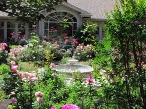 Ideas For Cottage Gardens - a romantic garden archives magic gardens landscaping