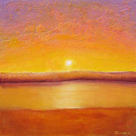 gold sunset by jaison cianelli