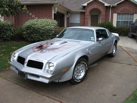 Trans Am Pontiac by 1976 Pontiac Trans Am