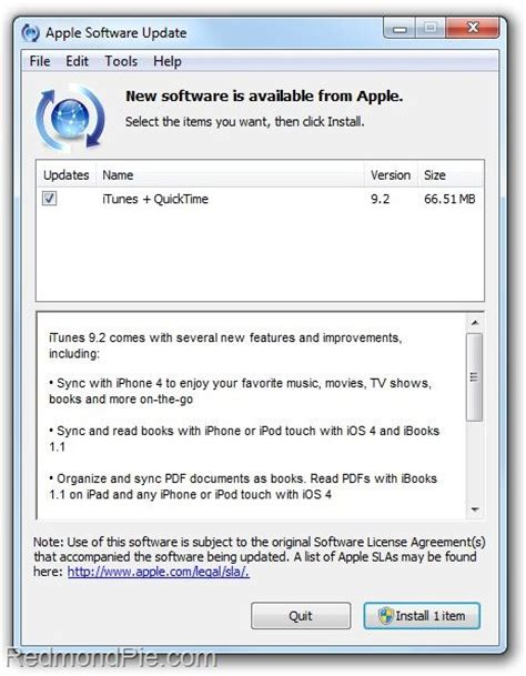Itunes 9 For Windows And Mac Redmond Pie by Itunes 9 2 For Windows And Mac Redmond Pie