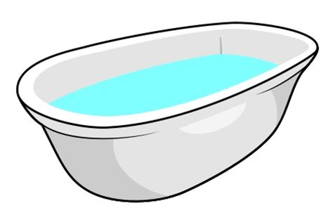 Shower And Bathtub Clipart Clipart Suggest