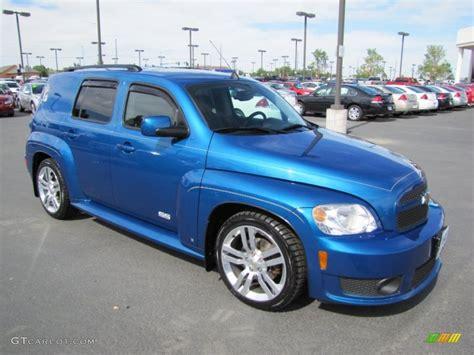2009 Hhr Ss by 2009 Blue Flash Metallic Chevrolet Hhr Ss 68406737