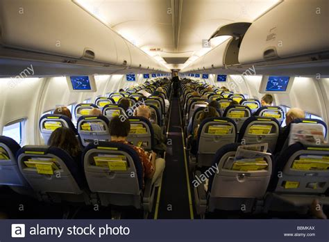Thomson 757 Cabin by Inside A Plane Pictures To Pin On Pinsdaddy