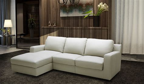 premium sofa lauren premium leather sectional sofa sleeper in cream
