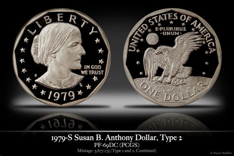 stuart s coins susan b anthony dollar series