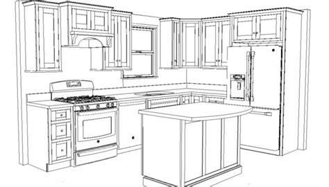 kitchen layout 10 x 15 10 x 15 kitchen layout k c r