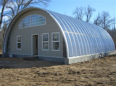 Quonset Hut Home Steelmaster Usa Quonset Hut Homes Studio Design