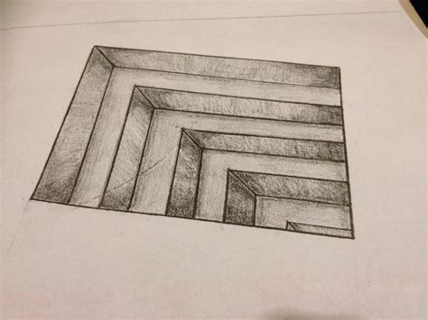 3d Sketches On Paper by 3d Drawing Paper 18 Best Photos Of Cool Drawings On Paper