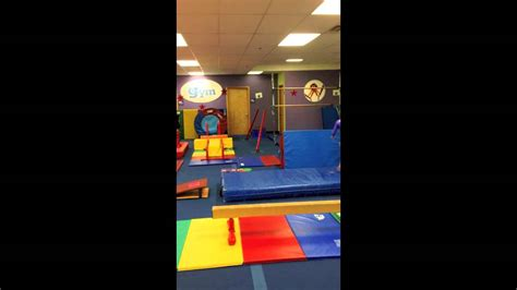 youtube front layout gymnastics front layout at the little gym of alderwood