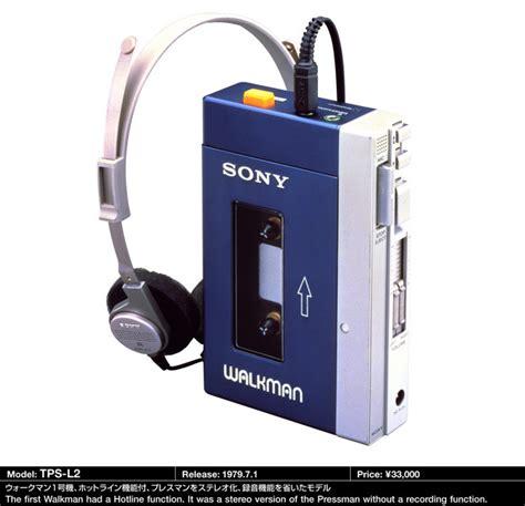 Headset Sony Ericsson Walkman Original sony tps l2 the walkman archive