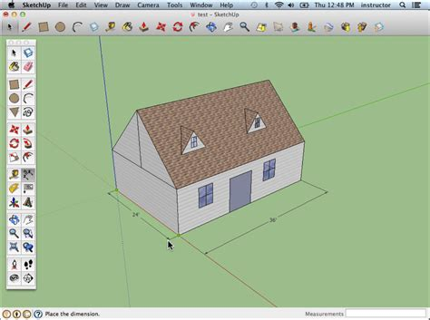 sketchup layout measurements sketchup for planners an introduction planetizen courses