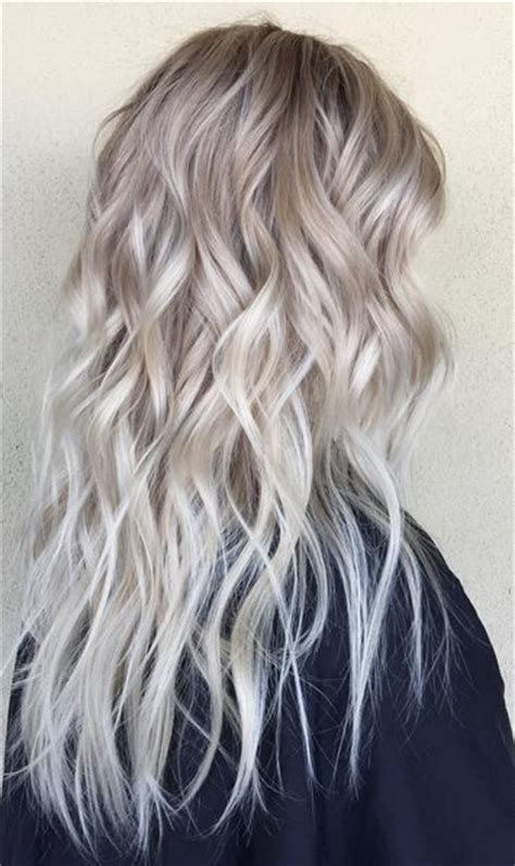 blonde ombre photos modern blonde ombre tipped out blonde ends hair color