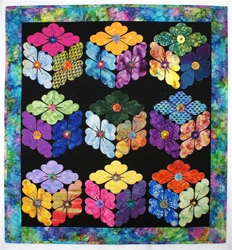 Flower Box Quilts by Flower Boxes Quilt Quilts