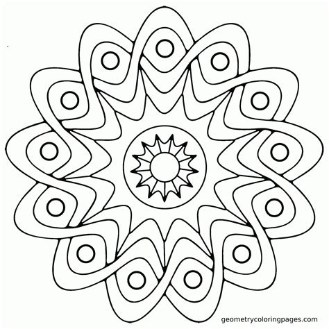 coloring pages weird designs mandala coloring pages printable printable coloring page