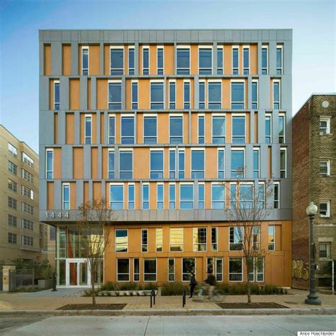 permanent supportive housing the 10 best housing designs of 2015 according to architects huffpost