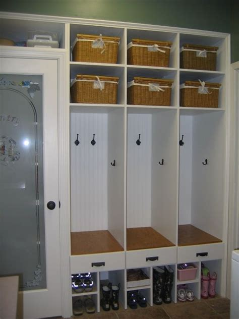 Mudroom Pantry by Mudroom With Frosted Door For Pantry For The Home