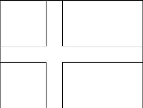 denmark flag free coloring pages