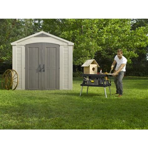 Cheap Plastic Storage Sheds 46 Best Images About Plastic Sheds On Backyard