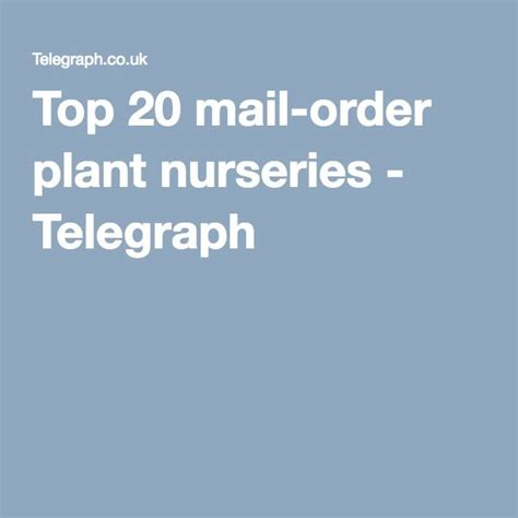 1000 images about online nurseries on pinterest gardens