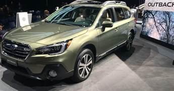 Where Is Subaru Outback Made 2018 Subaru Outback Photos Details Specs Digital Trends