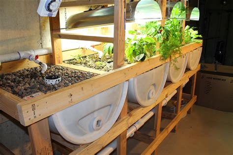 aquaponic grow beds aquaponics system design selecting grow beds simple