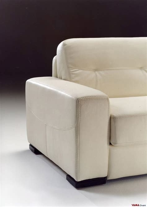 bracciolo divano divano letto matrimoniale moderno in pelle prezzo e dettagli