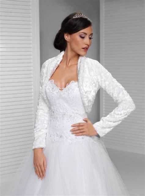 braut bolero winter long sleeve winter bridal wrap warm velvet bolero bridal