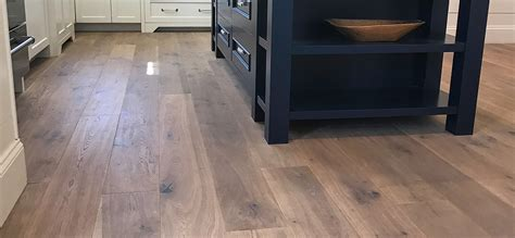 Matte Floor Finish by Wide Plank Oak Copley Featuring A Matte Floor Finish