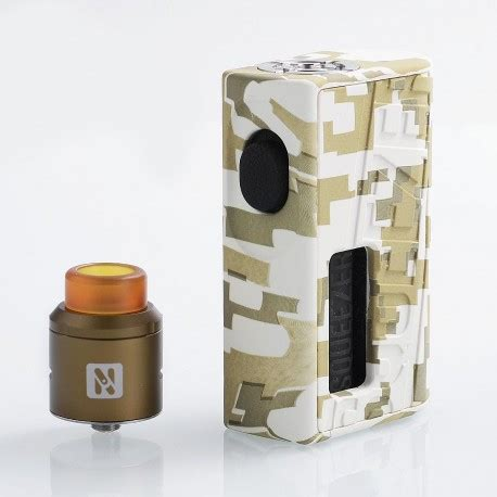 Squeezer Squonk Mod Kit By Hugo Vapor authentic hugo vapor squeezer green 10ml squonk mod 25mm