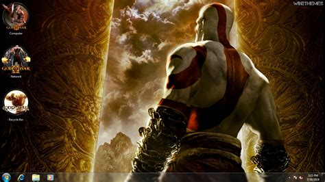 multiman themes god of war god of war theme for windows 7 8 and 10 win2themes