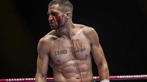 pelea de hombres desnudos southpaw star jake gyllenhaal tells of mental torture