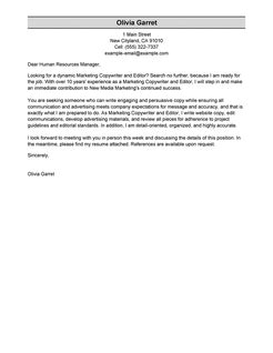 cover letter for a magazine sle letter to the editor for a magazine cover letter