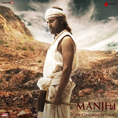Biography Of Manjhi Movie | manjhi the mountain man movie review roundup watch it
