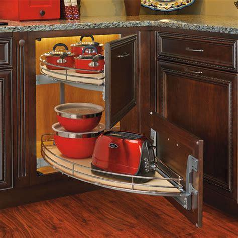 "Rev A Shelf ''The Curve"" Luxury Kitchen Blind Corner Unit"