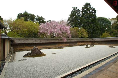 japanese rock garden history ry蜊anji peaceful temple smarthistory