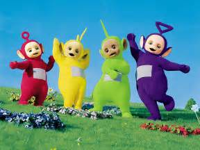 telly tubbies images teletubbies