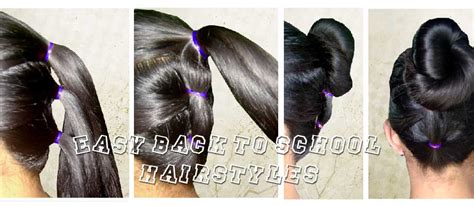 hairstyles back to school 2014 creative but easy back to school hairstyles