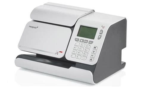 machine mail what is a franking machine